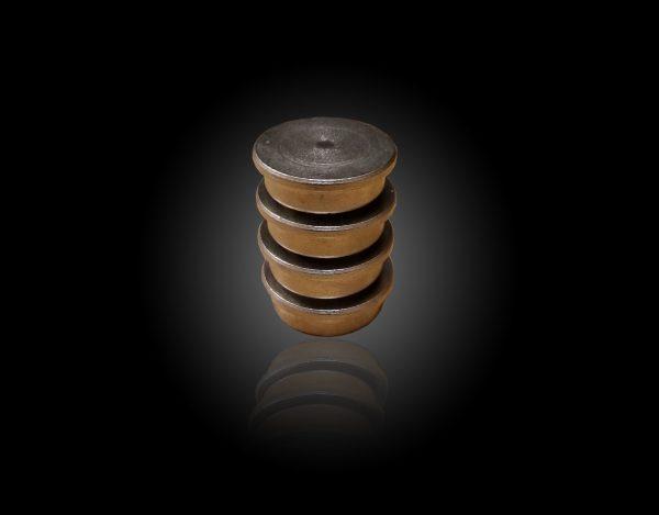 4 Pack Black Hole Magnets