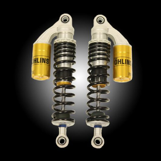 HD 142 Ohlins Shocks