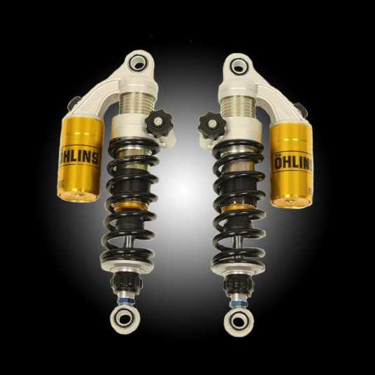 HD 219 Ultimate Ohlins Shocks