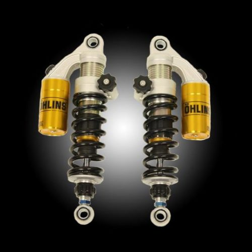 HD 144 Ohlins Shocks