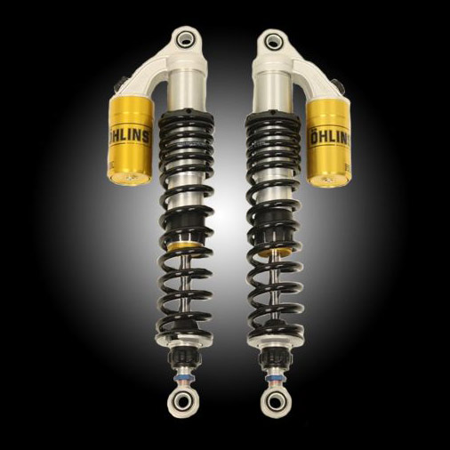 HD852 Ohlins Sportster Shocks