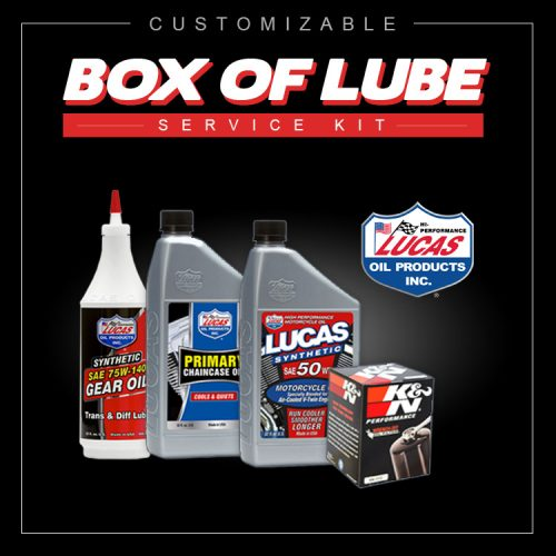 Box of Lube Service Kit