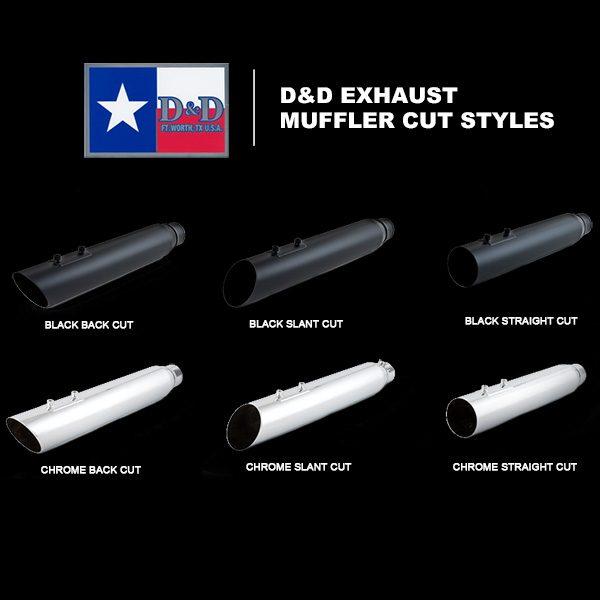 D&D Muffler Cuts