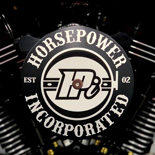 Horsepower Inc. V2™ Air Cleaner - HPI Laser Scribed