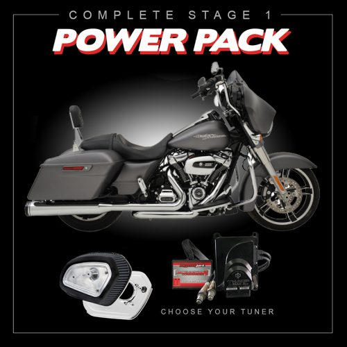 Khrome Werks 2-Into-2 Power Pack