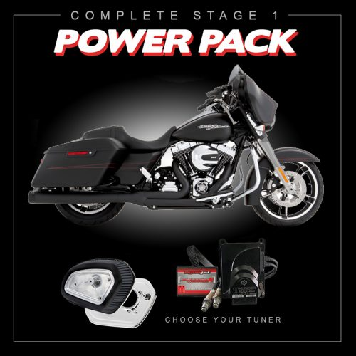 Rinehart Racing 2-Into-1 Power Pack
