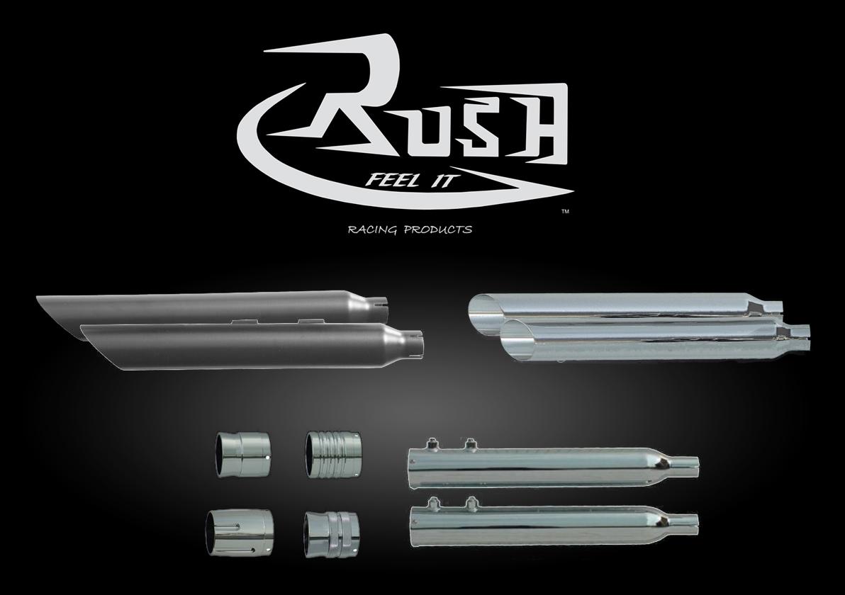 Rush Muffles Flash Sale