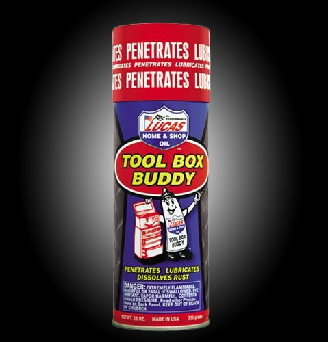 Lucas Tool Box Buddy