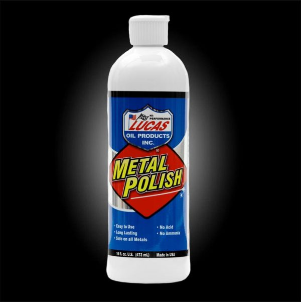 Lucas Products Metal Polish Case