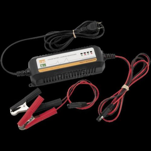 Bikemaster 150906 Lithium Ion Battery charger