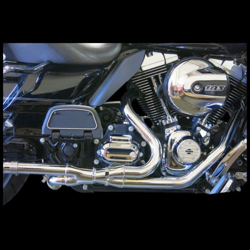 Bassani 2X2 Dual Headpipes