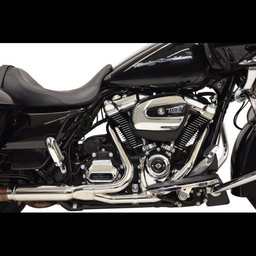 Bassani 1802-0379 Dual Headpipes