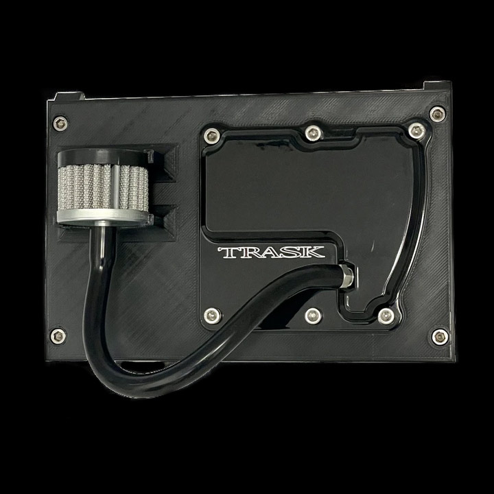 Trask Performance CheckM8 Vented Trans Cover