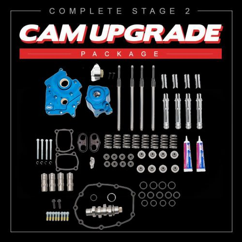 310-1118 S&S Cycle Chain Drive 540 Cam chest Kit