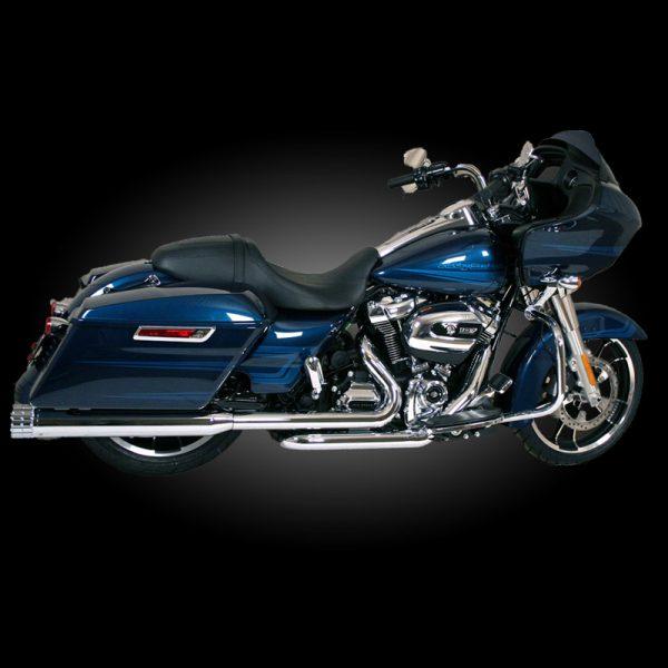 Rush Racing Harley Davidson -7019 Chrome