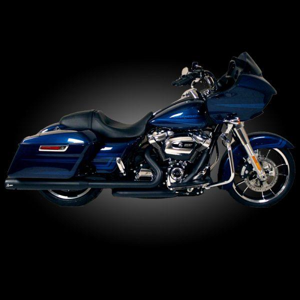 Rush Racing Harley Davidson -7119 Black