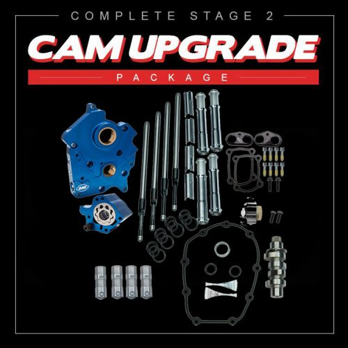 310-1004 S&S Cycle 475C Cam Chest Kit for M8 Models